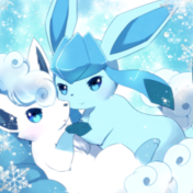 Glaceon.
